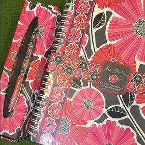 Vera Bradley cheery blossoms pen